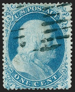 Sale Number 1221, Lot Number 1845, Group Lots (most with website PDF scans)1c-30c 1857-60 Issue, Used Balance (18/38), 1c-30c 1857-60 Issue, Used Balance (18/38)