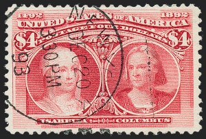 Sale Number 1221, Lot Number 1861, Group Lots (most with website PDF scans)$1.00-$4.00 Columbian (241-242, 244), $1.00-$4.00 Columbian (241-242, 244)