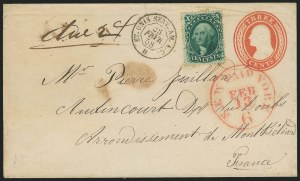 Sale Number 1223, Lot Number 8164, 1857-60 Issue10c Green, Ty. II (32), 10c Green, Ty. II (32)