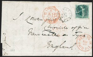 Sale Number 1223, Lot Number 8225, 1869 Pictorial Issue12c Green (117), 12c Green (117)