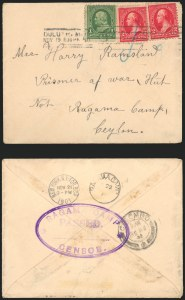 Sale Number 1223, Lot Number 8302, 1890-93 thru 1894-98 Bureau Issue2c Red, Ty. IV (279B), 2c Red, Ty. IV (279B)