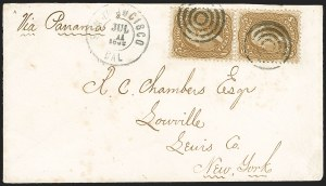Sale Number 1224, Lot Number 78, 1861-66 Issue5c Buff (67), 5c Buff (67)
