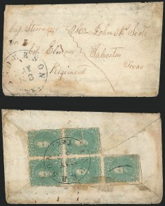 Sale Number 1225, Lot Number 210, Lithographed Issues (Scott 3-4)2c Green (3), 2c Green (3)
