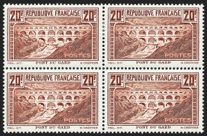 Sale Number 1226, Lot Number 1567, France - 1876 Sage thru 1929FRANCE, 1929, 20fr Red Brown, Die I (253; Yvert 262A), FRANCE, 1929, 20fr Red Brown, Die I (253; Yvert 262A)