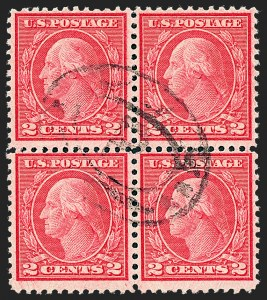 Sale Number 1227, Lot Number 3522, 1919-20 Issues (Scott 537-550)2c Carmine Rose, Ty. III, Rotary (546), 2c Carmine Rose, Ty. III, Rotary (546)