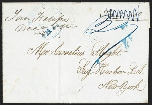 Sale Number 1230, Lot Number 1094, The Sandford N. Arnold Collection of Early Texas Postal History,