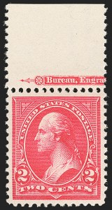 Sale Number 1230, Lot Number 1928, 1894-1903 Bureau Issues (Scott 246-284)2c Carmine, Ty. III (267), 2c Carmine, Ty. III (267)