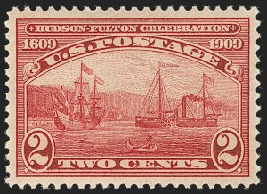 Sale Number 1230, Lot Number 1978, 1908-12, Panama-Pacific Issues2c Hudson-Fulton (372), 2c Hudson-Fulton (372)