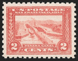 Sale Number 1230, Lot Number 1985, 1908-12, Panama-Pacific Issues2c Panama-Pacific, Perf 10 (402), 2c Panama-Pacific, Perf 10 (402)