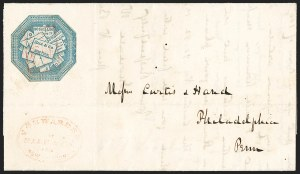 Sale Number 1230, Lot Number 691, Hale & Co.: ConnecticutHale & Co., 5c Blue, Street Address Omitted (75L5), Hale & Co., 5c Blue, Street Address Omitted (75L5)
