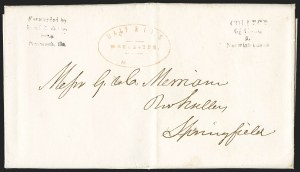 Sale Number 1230, Lot Number 694, Hale & Co.: ConnecticutForwarded by/Hale & Co./from/Norwich, Ct, Forwarded by/Hale & Co./from/Norwich, Ct