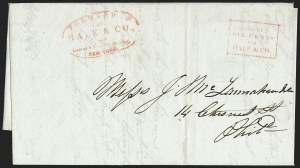 Sale Number 1230, Lot Number 750, Hale & Co: New Jersey and New YorkHale & Co., New Jersey, Hale & Co., New Jersey