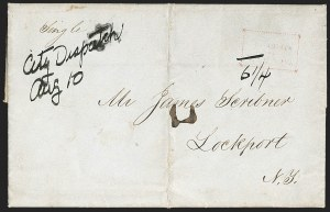 Sale Number 1230, Lot Number 782, Hale & Co: New Jersey and New York,
