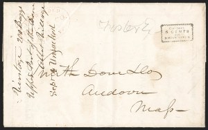 Sale Number 1230, Lot Number 798, Hale & Co: New Jersey and New YorkForwarded by Hale & Co. from Albany, Forwarded by Hale & Co. from Albany
