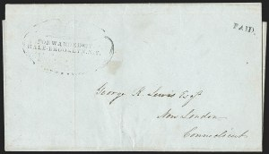 Sale Number 1230, Lot Number 811, Hale & Co: New Jersey and New YorkHale & Co., Brooklyn N.Y, Hale & Co., Brooklyn N.Y