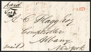 Sale Number 1230, Lot Number 814, Hale & Co: New Jersey and New YorkForwarded by Hale & Co. from Courier & Enquirer Building, New York, Forwarded by Hale & Co. from Courier & Enquirer Building, New York