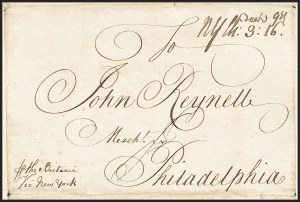 Sale Number 1230, Lot Number 971, Colonial and 18th Century(New York N.Y, (New York N.Y