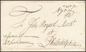 Sale Number 1230, Lot Number 975, Colonial and 18th Century(New York N.Y, (New York N.Y