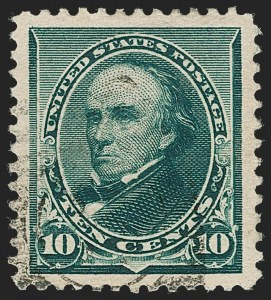 Sale Number 1231, Lot Number 175, 1890-93 Issue (Scott 219-229)10c Green (226), 10c Green (226)