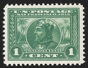 Sale Number 1232, Lot Number 1280, 1913-15 Panama-Pacific Issue (Scott 397-404)1c-2c Panama-Pacific (397-398), 1c-2c Panama-Pacific (397-398)