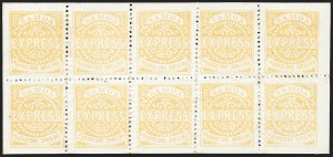 Sale Number 1236, Lot Number 2484, St. Kitts-Nevis thru SamoaSAMOA, 1879, 1sh Golden Yellow, 2nd State, Perf 11-3/4 (6c; SG 7b), SAMOA, 1879, 1sh Golden Yellow, 2nd State, Perf 11-3/4 (6c; SG 7b)