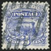 3c 1869 Re-Issue, Used, (Scott 125)
