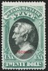$20.00 Department of State, Special Printing, (O71S)