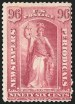 96c Pink, 1894 Unwatermarked Issue, (Scott PR99)