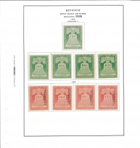 Motor Vehicle Use Stamps