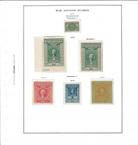 Postal Savings Stamps