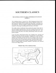 Southern Classics: The General Issues of the Confederate States of America