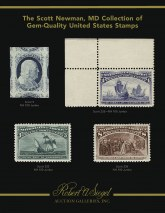 Preview:The Scott Newman, MDCollection of Gem-QualityUnited States Stamps