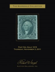 Sale No. 1015 — Siegel Auction Galleries