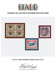 Catalog for Sale 1096 — Siegel Auction Galleries