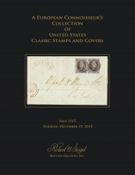 Catalog for Sale 1115 — Siegel Auction Galleries
