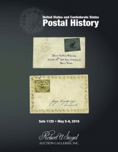 U.S. and Confederate States Postal History