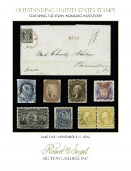 Catalog for Sale 1140 — Siegel Auction Galleries