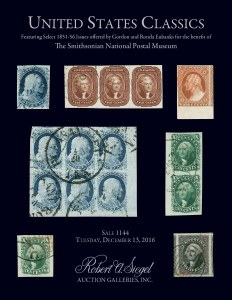 Smithsonian National Postal Museum Benefit Auction