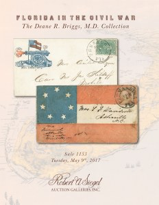 The Deane R. Briggs, M.D., Collection of Florida in the Civil War