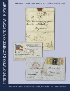 United States and Confederate States Postal History