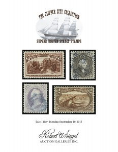The Clipper City Collection of Superb U.S. Stamps