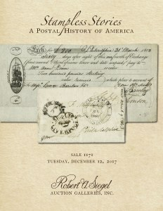 Stampless Stories: A Postal History of America