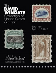 Sale No. 1180 — Siegel Auction Galleries