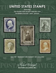 Catalog for Sale 1187 — Siegel Auction Galleries