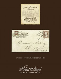 The John Birkinbine II Collection of Arizona and New Mexico Postal History