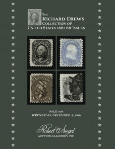 The Richard Drews Collection of United States 1861-68 Issues