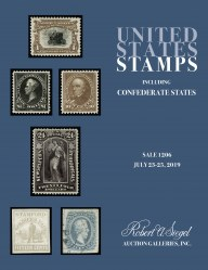 United States Stamps and Confederate States