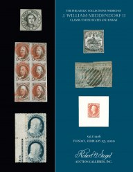 Catalog for Sale 1216 — Siegel Auction Galleries
