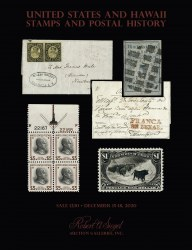 U.S. and Hawaii Stamps and Postal History