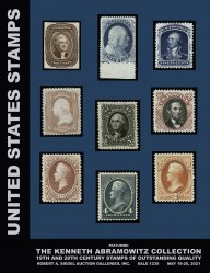 Catalog for Sale 1235 — Siegel Auction Galleries